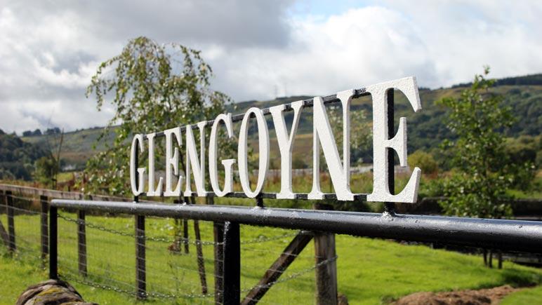 Glengoyne Distillerie in Schottland