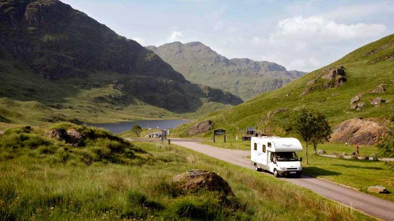 wohin fahrt ihr mit dem caravan im sommer