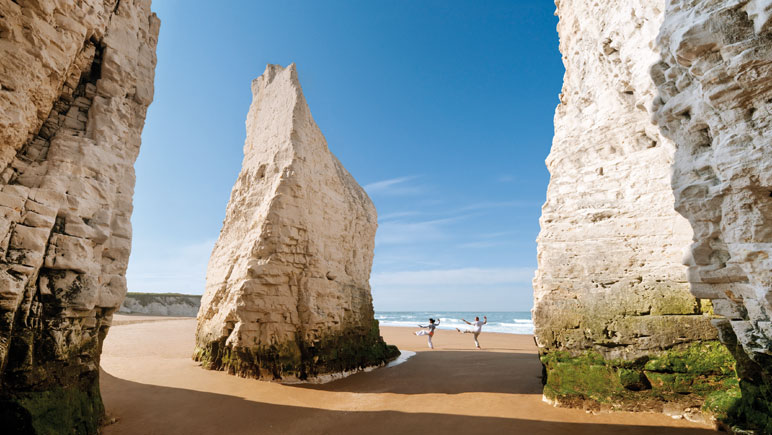 Botany Bay bei Broadstairs