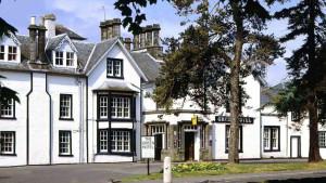 Green Hotel in Kinross