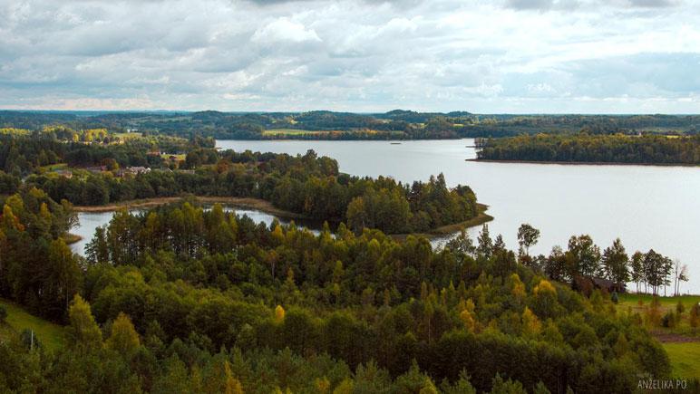 Nationalpark Aukštaitija Seenplatte