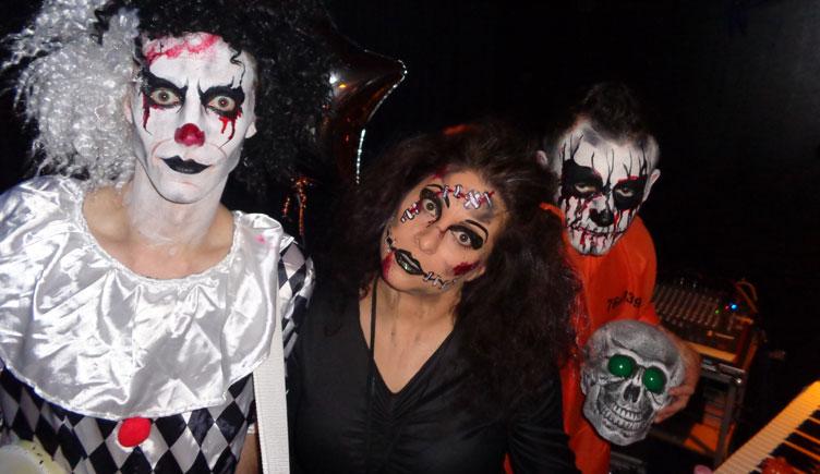 Eine Horror-Band