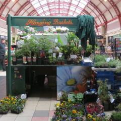 Blumenladen im Grainger Market