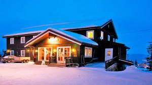 Hütte in Norwegen © TUI Ferienhaus