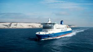 Ärmelkanal Fähre Delft Seaways