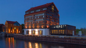 Old Mill Hotel in Klaipeda, Litauen