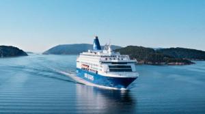 Pearl Seaways im Oslofjord