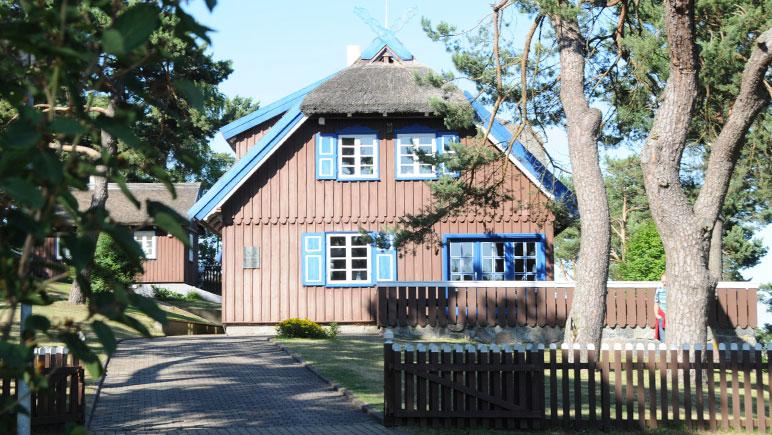 Sommerhaus von Thomas Mann