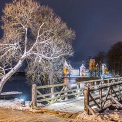 Brücke zu Inselburg Trakai © Lithuania Travel