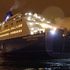 Heimreise der PRINCESS SEAWAYS