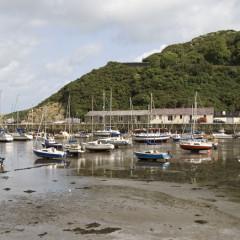 Alter Hafen von Fishguard