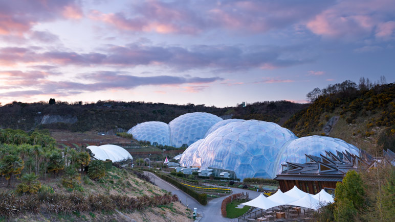Eden Project © VisitBritain