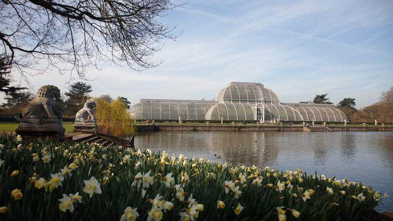 Kew Gardens © VisitBritain