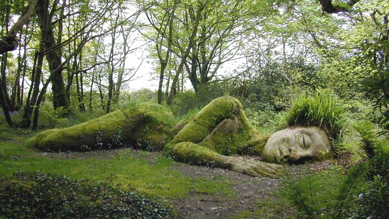Lost Gardens of Heligan © VisitBritain