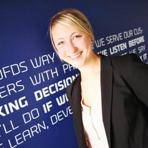 DFDS Blogger Franziska