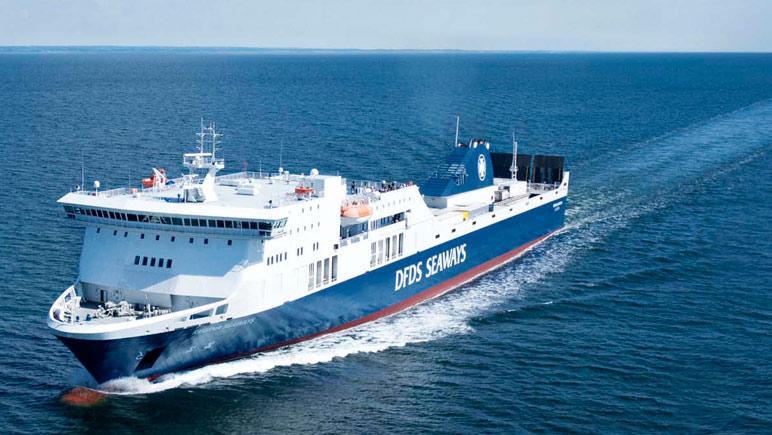 REGINA SEAWAYS © DFDS