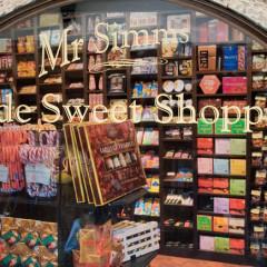 Süßigkeitenladen in Canterbury
