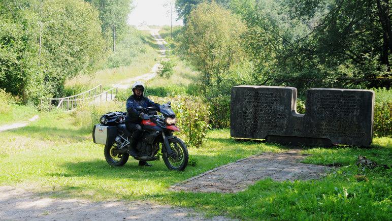 Lettland mit dem Motorrad - Credits J. Grieschat
