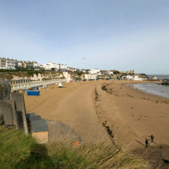 Seafront in Broadstairs