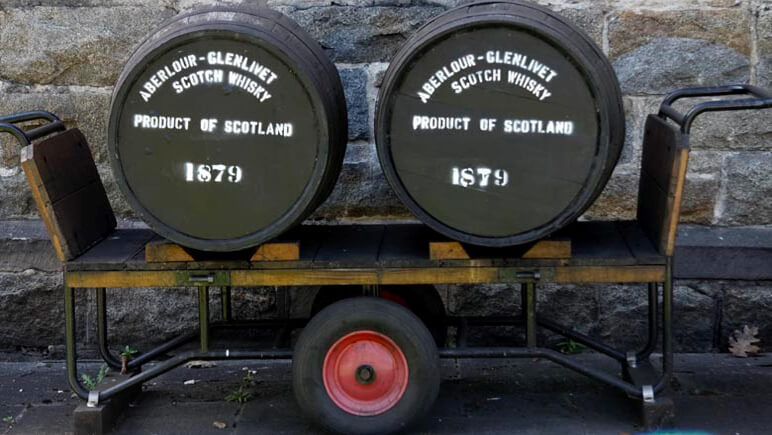 Destillerie Aberlour in Speyside © Udo Haafke