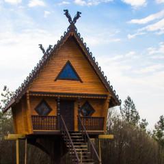 Hütte Credits Visit Lithuania Anzelika Po