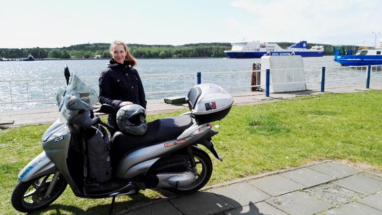 Mit DFDS nach Klaipeda_Credits Sabine Bobrowski