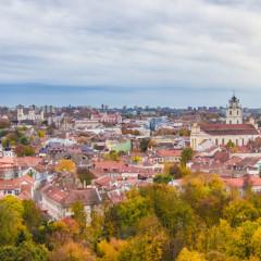 Vilnius Credits Visit Lithuania