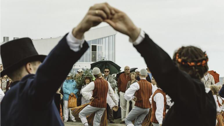 Die baltischen Staaten: Volksfest Credits VisitEstonia