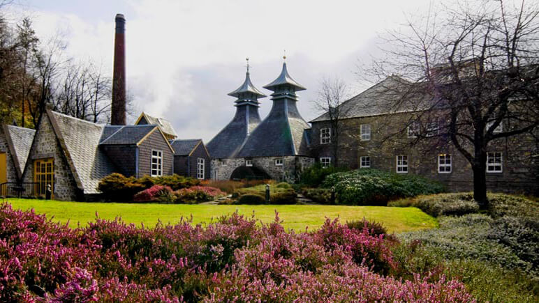 Whisky Destillerie Dalwhinnie © Udo Haafke