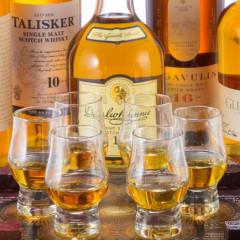 Schottland Whisky Verkostung © Udo Haafke