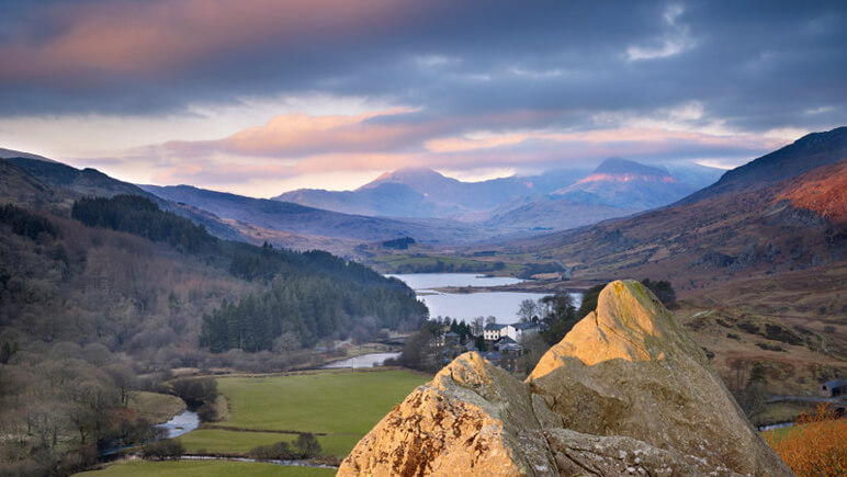 Snowdon im Snowdonia Nationalpark_Wales_co_VisitBritain