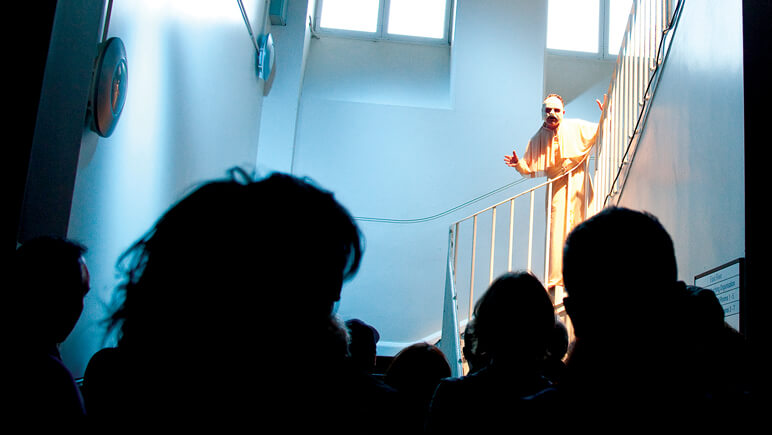 Show at Fringe Festival_co_VisitBritain
