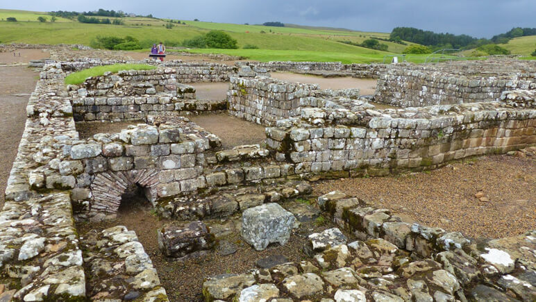 Hadrianswall Ausgrabung_co_the-celtic-ways.de