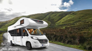 IC-Line Reisemobile von InterCaravaning