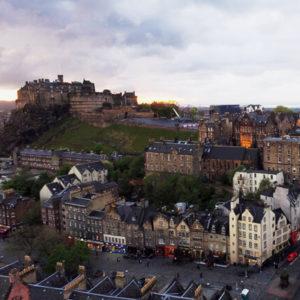 Edinburg Schottland © Marten Suhre