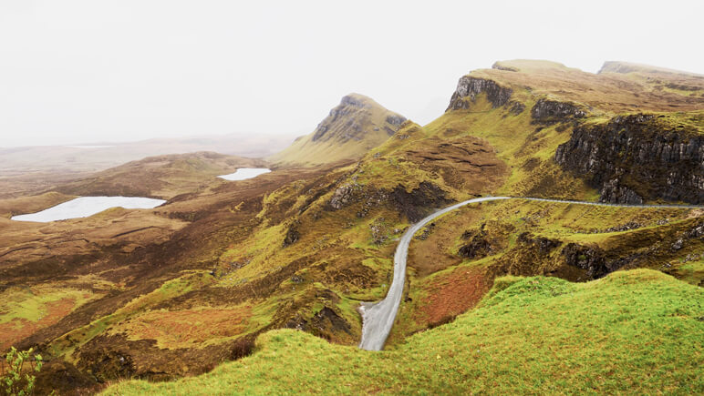 Isle of Skye Quiraing © Marten Suhre