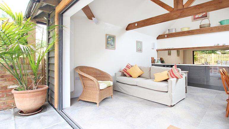 Ferienhaus in Woodchurch Wohnzimmer © TUI