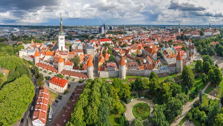 Tallinn © Visit Estonia