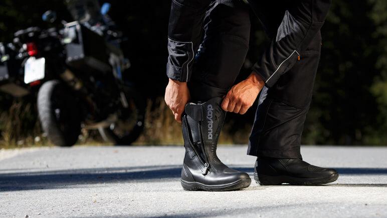 Ausrüstung Motorradreisen © Detlev Louis Motorrad-Vertriebsgesellschaft