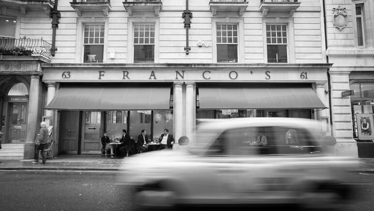 Auto in London © VisitBritain