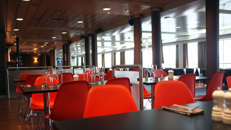 Restaurant Little Italy_neu gestaltet © DFDS