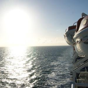 Ausblick von Bord © Daniel Meyer