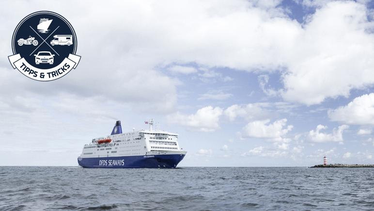 Häufige Fragen zur Faehrfahrt © DFDS
