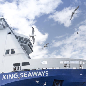 KING SEAWAYS_Detail © DFDS