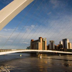 Millennium Bridge © VisitBritain und One North East