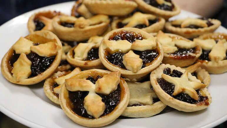 Mince Pies_Weihnachten Schottland © pixabay