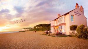 Strand in Kent - Shepherd Neame Pub © Visit Kent