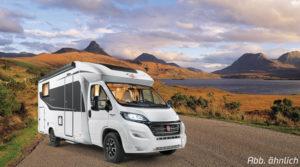 Reisemobil von InterCaravaning