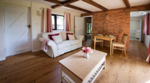 TUI Ferienhaus in Kent - Wohnzimmer