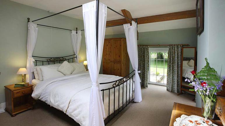 Ferienhaus in Brynhyfryd Schlafzimmer © TUI